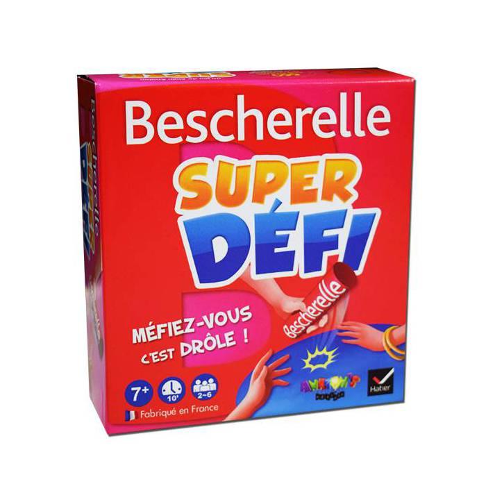 Bescherelle Super Défi - Jeu de 110 cartes