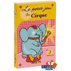 Le petit jeu du Cirque - Jeu de 32 cartes