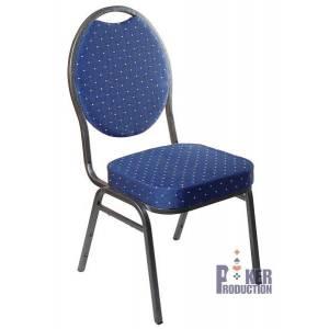 Dessus de table de poker rond – plateau en bois et tapis en feutrine – bords simili cuir en mousse - 180x90 cm