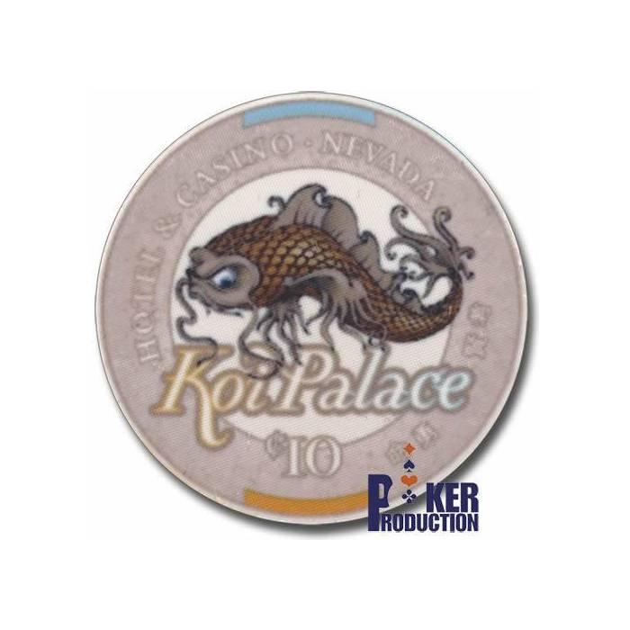 Jeton de poker KOI PALACE – en céramique – 10g - en vente à l'unité