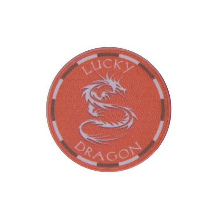 Jeton de poker LUCKY DRAGON – en céramique – 10 g - en vente à l'unité