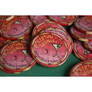 Jeton de poker POKERTINI – en céramique – 40mm