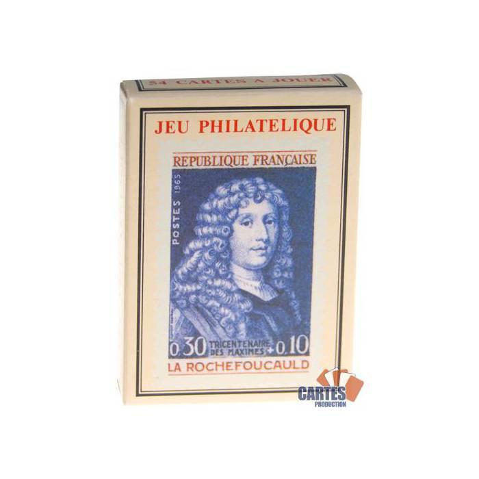 Jeu Philatélique - Jeu de 54 cartes