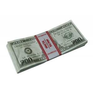 Liasse De Billets Factices En Imitation Papier Banque
