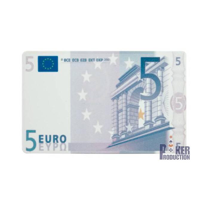 Plaque de poker EURO – en céramique – 8