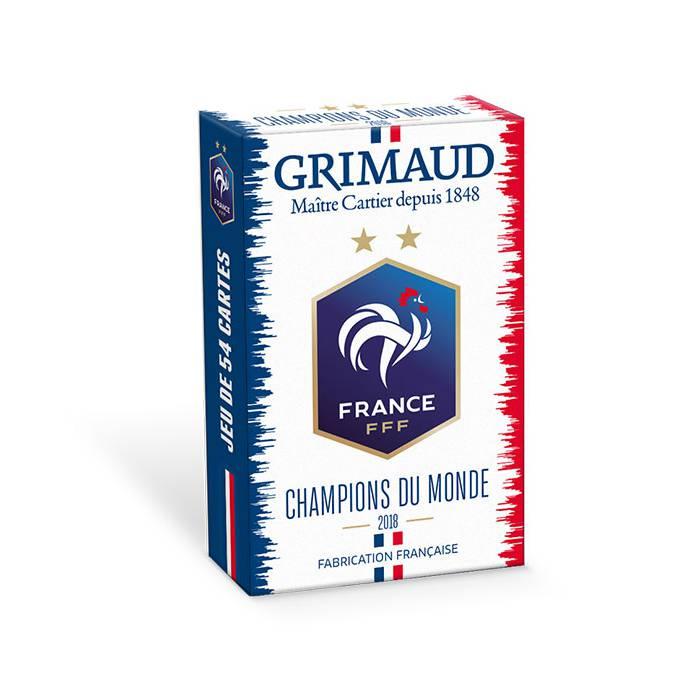 PATCH OFFICIEL FRANCE CHAMPIONS DU MONDE 2018 HOME