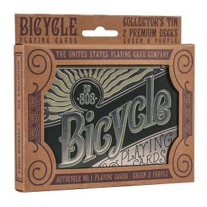 Coffret Bicycle Collector's Tin