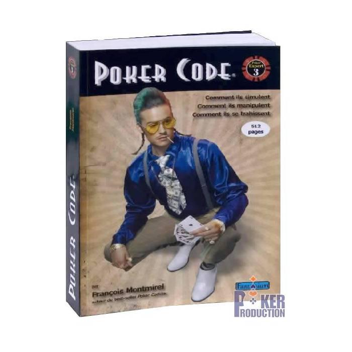 Poker Code – par François Montmirel – 512 pages – Edition fantaisium