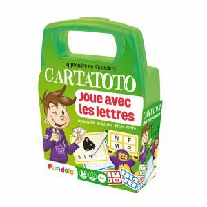 Fundels Cartatoto les lettres