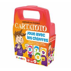 Fundels Cartatoto Je joue avec les Chiffres