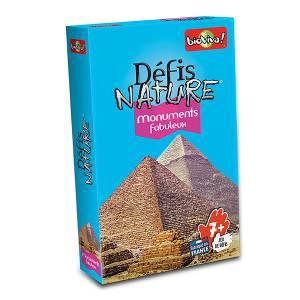 Défis Nature Bioviva - Monuments Fabuleux