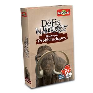 Défis Nature - Bioviva - Animaux Préhistoriques