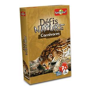 Défis Nature Bioviva - Carnivores