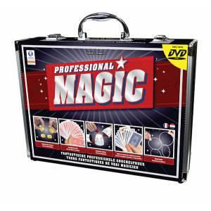 Cartamundi Professional Magic - Mallette Magie Aluminium