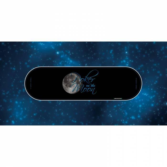 """Tapis de Poker """"Poker On The Moon"""""""