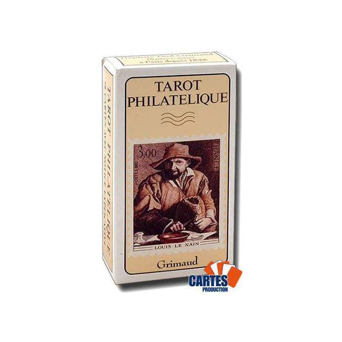 Tarot Philatélique - Jeu de 78 cartes