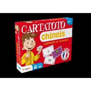 Cartatoto Chinois – jeu de 110 cartes cartonnées plastifiées