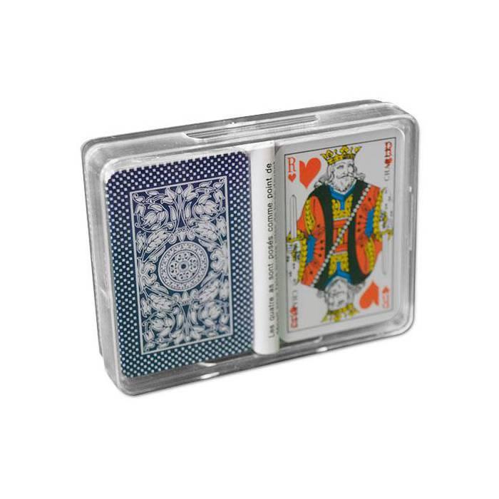 Grimaud Ancienne Patience - 2 jeux de 52 cartes