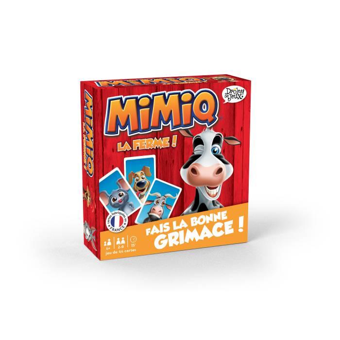 Mimiq - Jeu de 52 cartes