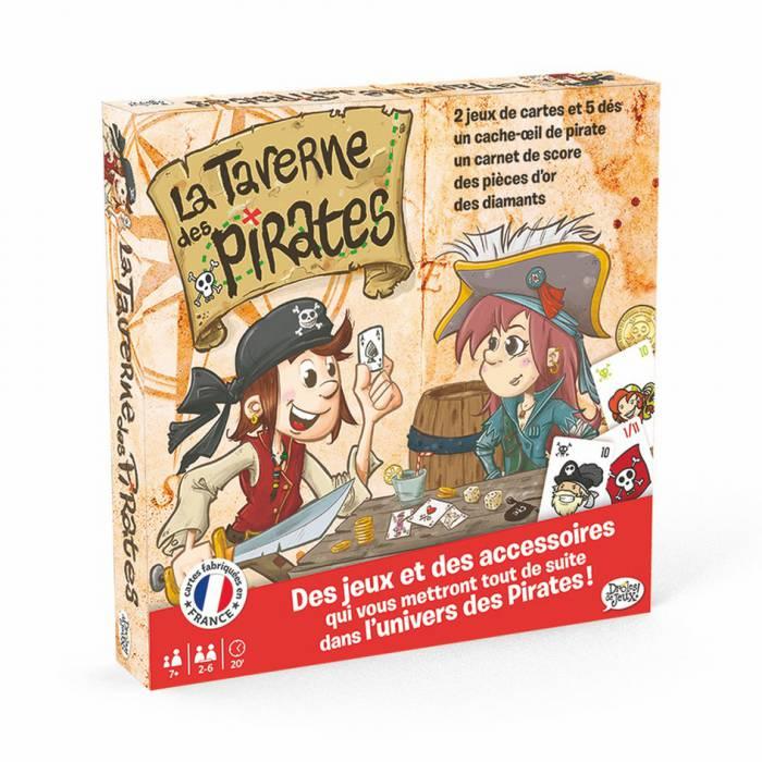 La taverne des pirates - Jeu de 99 cartes