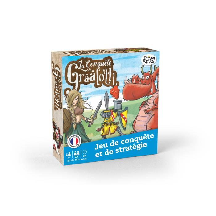 La Conquête de Grââloth - Jeu de 110 cartes