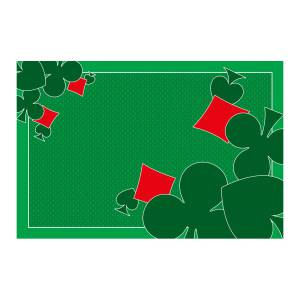 "Tapis de belote ""Ornament Card"""