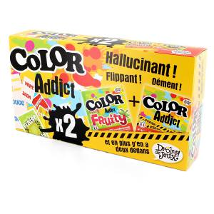 Addict' Box - Color Addict et Color Addict Fruity