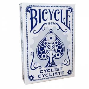 """Bicycle """"CYCLIST"""" - Jeu de 56 cartes toilées plastifiées – format poker – 2 index standard"""