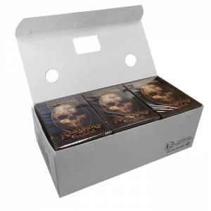 """Cartouche Bicycle """"ALCHEMY II"""" - 12 Jeux de 54 cartes toilées plastifiées – format poker – 2 index standard"""
